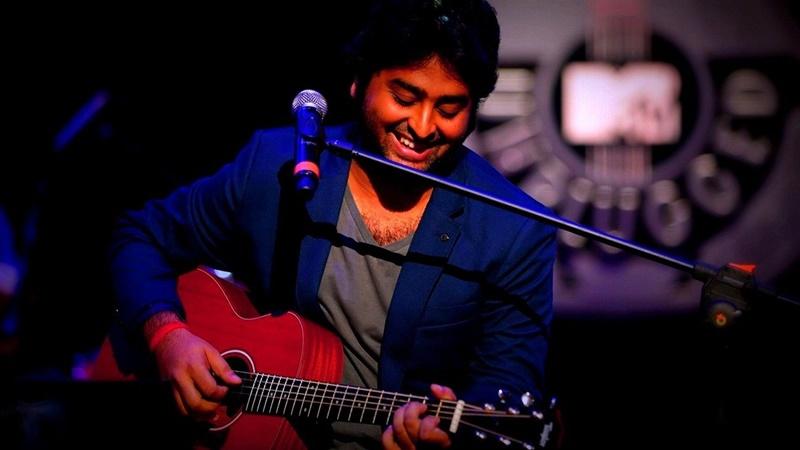 Arijit Singh singer concert