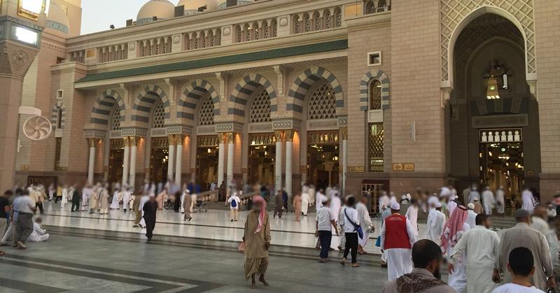 Madina Saudi Arabia