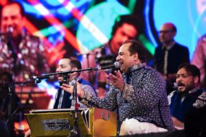 Rahat Fateh Ali Khan Dubai Global Village