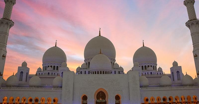 Sheikh Zayed Mosque Day