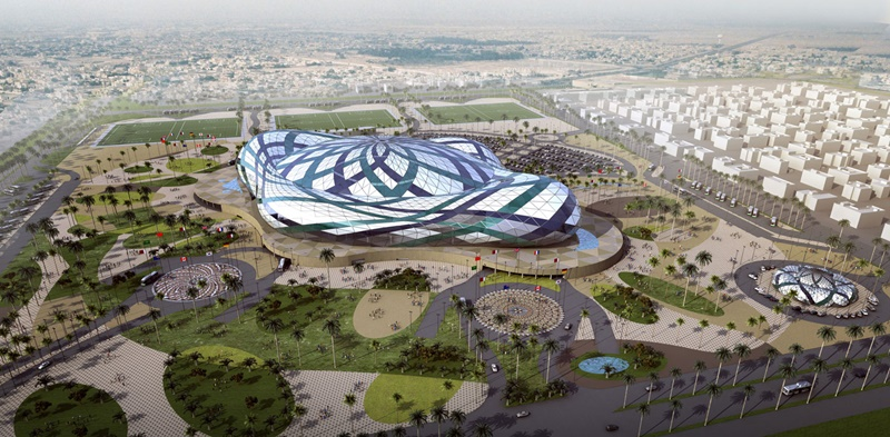 lusail sports stadium qatar