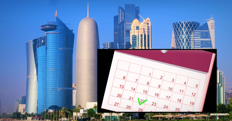 qatar labour law vacation leaves