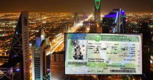 saudi arabia work visa application