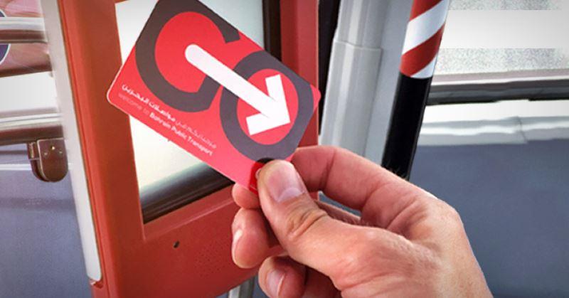 GO Card Bus Transport Bahrain