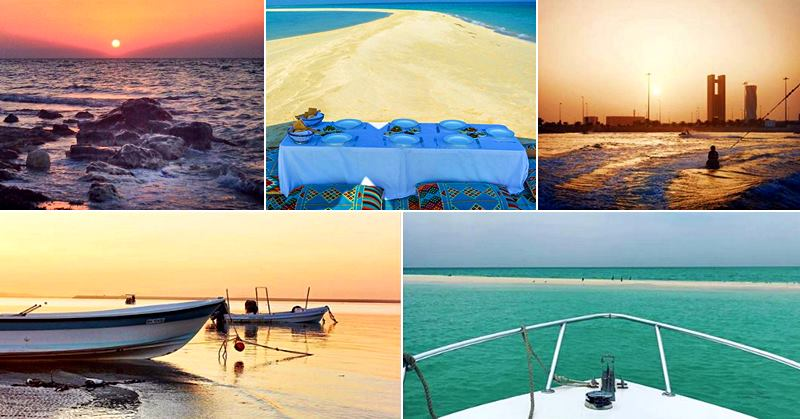 best beaches in bahrain