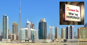 best in demand positions dubai