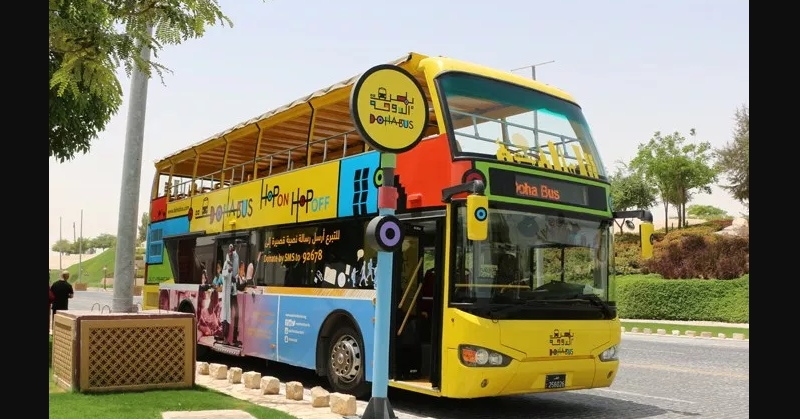 doha bus tour