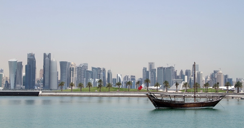 working in qatar