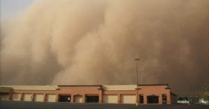 Sandstorm UAE