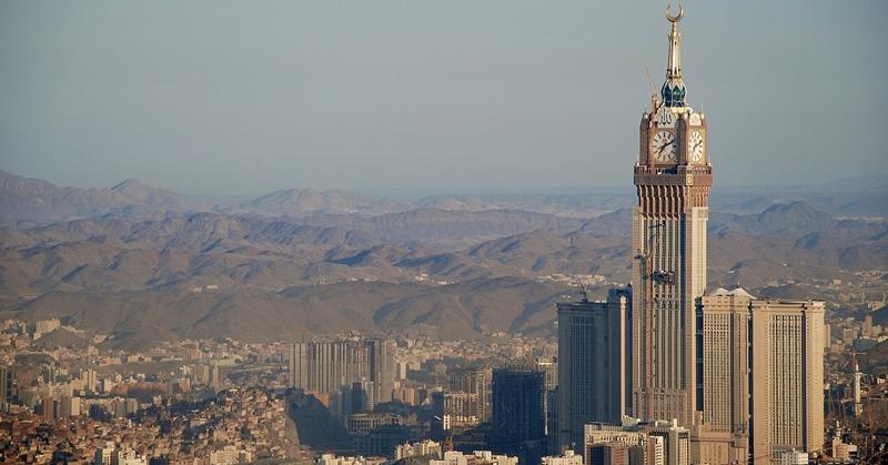 Saudi Arabia Mosque