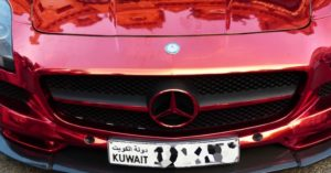 selling your car in kuwait