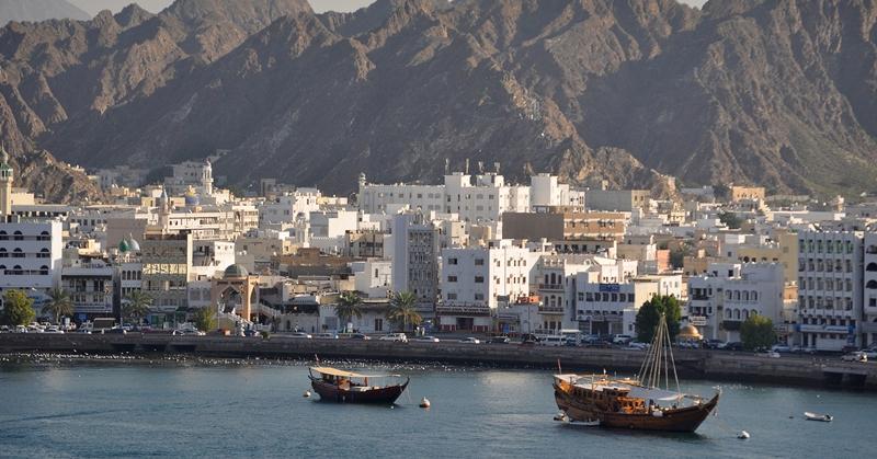 Oman Harbour
