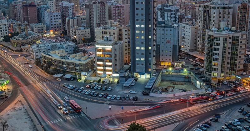 Kuwait Traffic