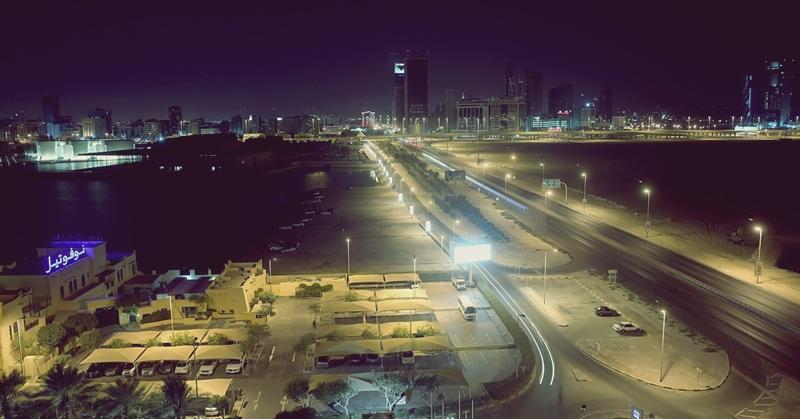 Bahrain Night Time