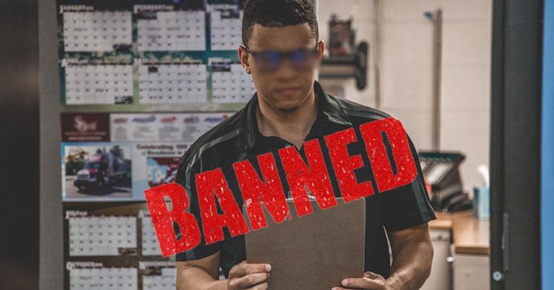 Banned UAE