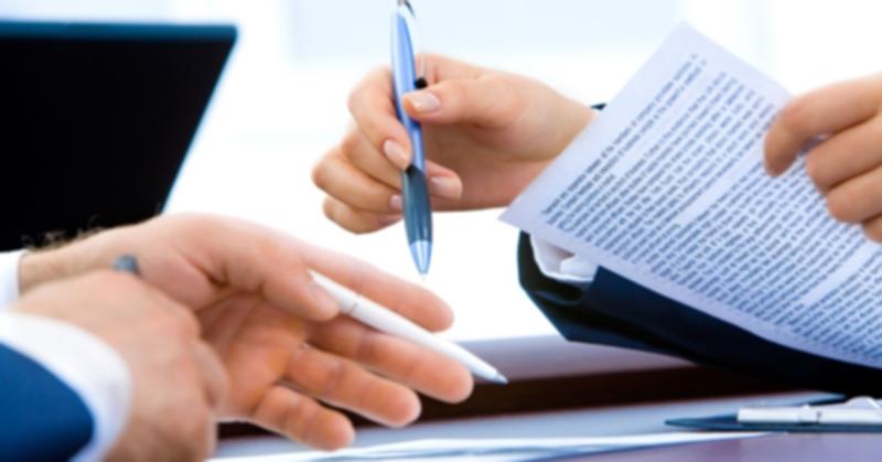 Contract Resignation