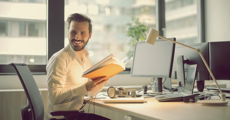 Happy Employee UAE