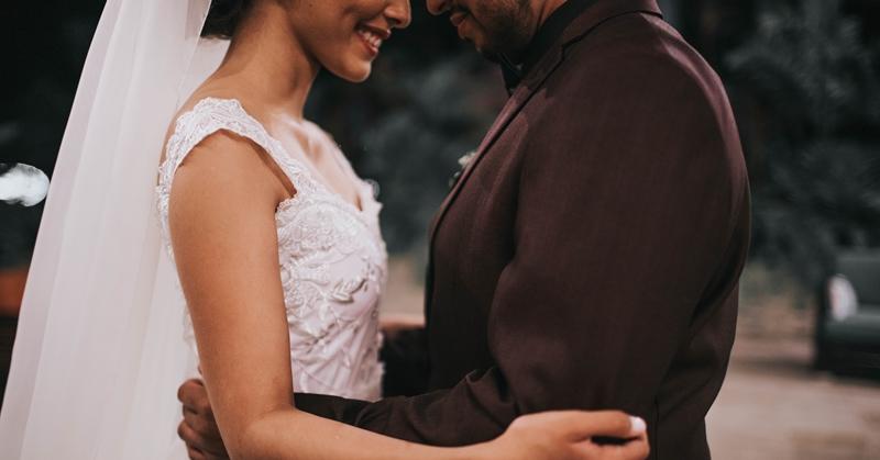 Married in Qatar