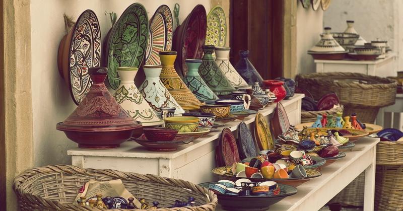 Pottery Bahrain