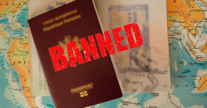 Banned Visa